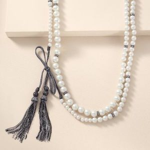 Mara Pearl Necklace
